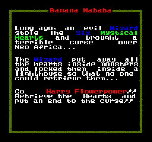 Banana Nababa Intro